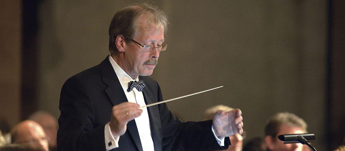 Regionalkantor Christoph Schömig