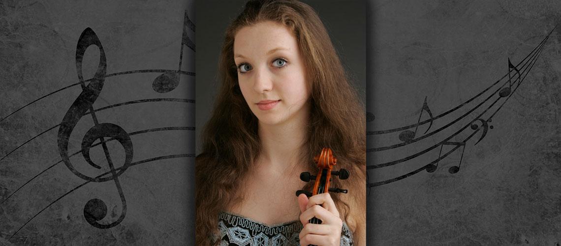 Johanna Pichlmair, Violine