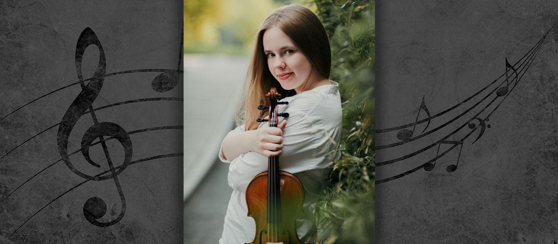 Mascha Wehrmeyer, Violine